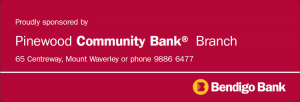 Bendigo Bank - Pinewood Branch