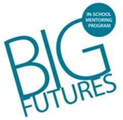 Big Futures in school mentoring program for 2017