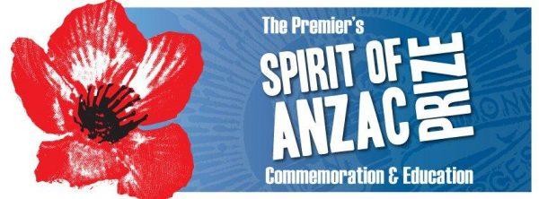 Premier's Spirit of ANZAC Prize 2016-17