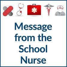 Information from the School Nurses