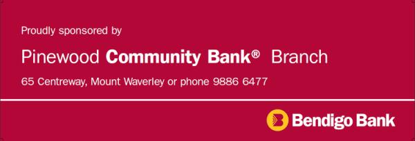 Bendigo Bank - Pinewood Branch