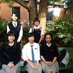 Minami Exchange Students_2 Yr 10 1 Feb