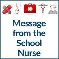 A message from School Nurses